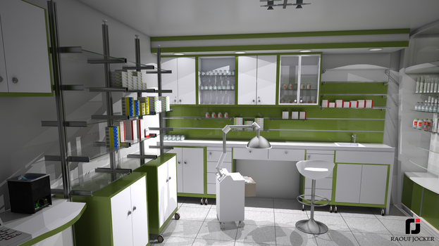 Pharmacy by Raouf007