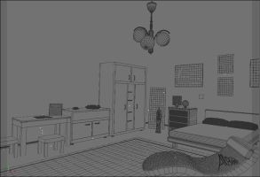 Bedroom W by ALBITAR