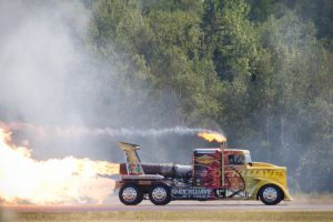 Miramichi air show 2013 - Shockwave by PascalsPhotography