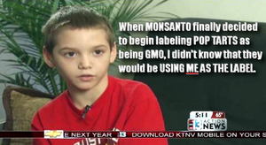 Monsanto GMO Label Gone Wrong by paradigm-shifting
