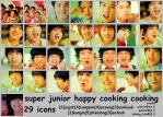 SUJU-H Cooking Cooking by pinefir