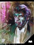 Mr. Hyde Parallax Motion Painting by Fusciart