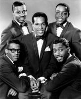 The Temptations-popular harmony singing group by slr1238