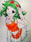 Gumi - Vocaloid by AnkitDArt