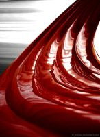 Red Waves by Fabiuss