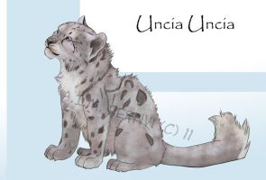 Uncia uncia not finish remake by Windshade888