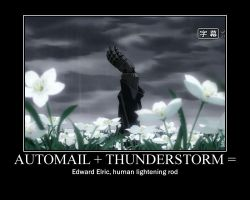 Automail + Thunderstorm = by Angel-of-Alchemy-42