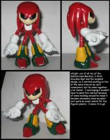 Worlds Collide part 2: Knuckles Man by Wakeangel2001