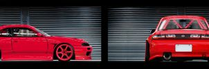 Nissan S14 by TKtuning