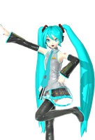 New Project Diva Arcade Future Tone Hatsune Miku by johnjan11