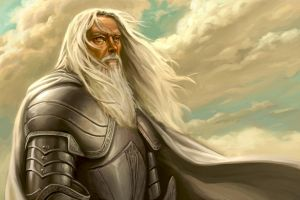 Ser Barristan Selmy by capprotti