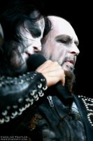 Dimmu Borgir at Hellfest VII by CaroFiresoul