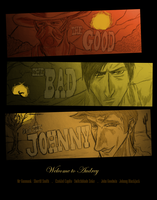 The Good The Bad And The Johnny by HanyouKitty
