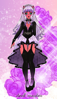 Devil Maiden - $20 {CLOSED} by himebuns