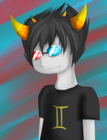 Sollux Captor by iSmellMusic