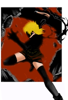 Seras Victoria Final Color by headshotmaster
