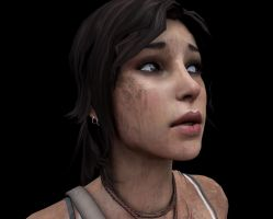 Lara face test by RumpleTR