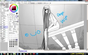 GLaDOS WIP by Mc-Malice