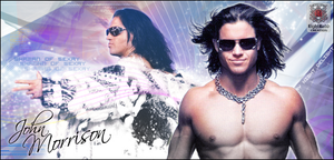 John Morrison by EightRedd