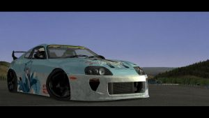 rFactor - Supra Drift 5 by NickGaru