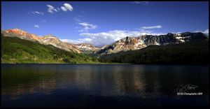 Trout Lake View by TRBPhotographyLLC