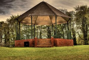 The Bandstand... by TheBaldingOne