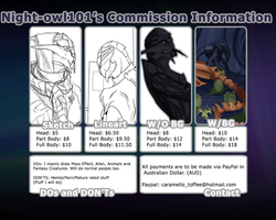 Commission Info by Night-Owl101