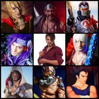#8in1out Challenge - Leon Chiro Cosplay Art by LeonChiroCosplayArt
