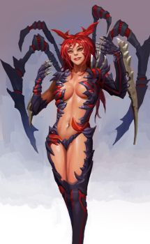 Witchblade fanart by molybdenumgp03
