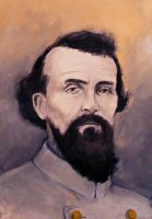 Nathan Bedford Forrest by deviantmike423