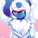 Mega Absol by cometobservatory