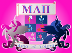 MLP Coat of Arms Draft 2 by Ace-of-Trades
