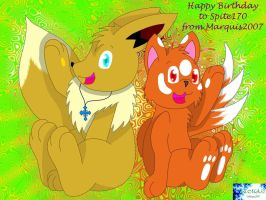GA: Happy B-Day Spite170 by Marquis2007