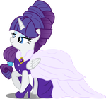 Princess Rarity by Canterlotian