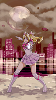 Sailor Star Moon :Pink: by crystalAlluvion
