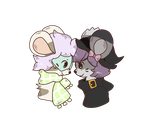 Matching mouse icons! (transformice) by Zepowatt