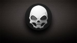ALIEN SKULL by darkheroic