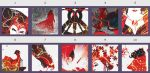 Scarlet Witch Icons by ka-mainari
