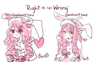 rIGHT IS wRONG challengeee by ixMehh