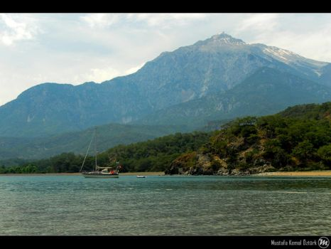 From Phaselis To Tahtali by MKO