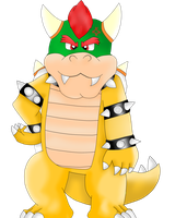 Bowser by Miles-The-Sniper