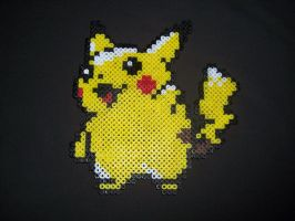Pikachu from Pokemon Crystal by Althalnos