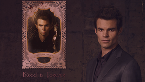 Elijah Mikaelson - Blood is Forever [TVD] by TVDavidsan
