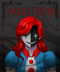 WCOCT: Audition Cover by Lithium-Dragon
