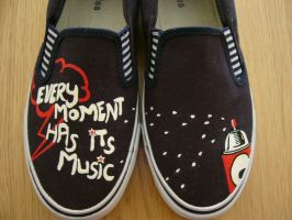 Pop Art Shoes by Magical-B