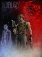 Cade Skywalker Legacy Poster by Master-Cyrus