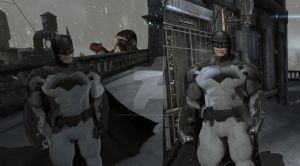 B-VS-S Batsuit Final by MrJustArkhamGames