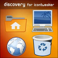 Discovery for IconTweaker by anthonium