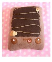 Choco Fudge Poptart by kickass-peanut