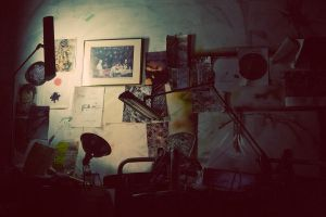 Office Wall by Buckland-Fly84